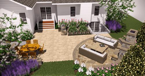 3D rendering 100