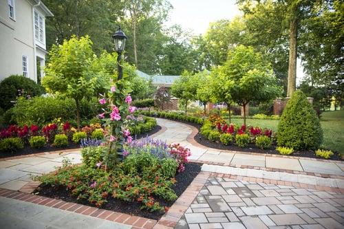 walkway-planting-shrubs-trees-3