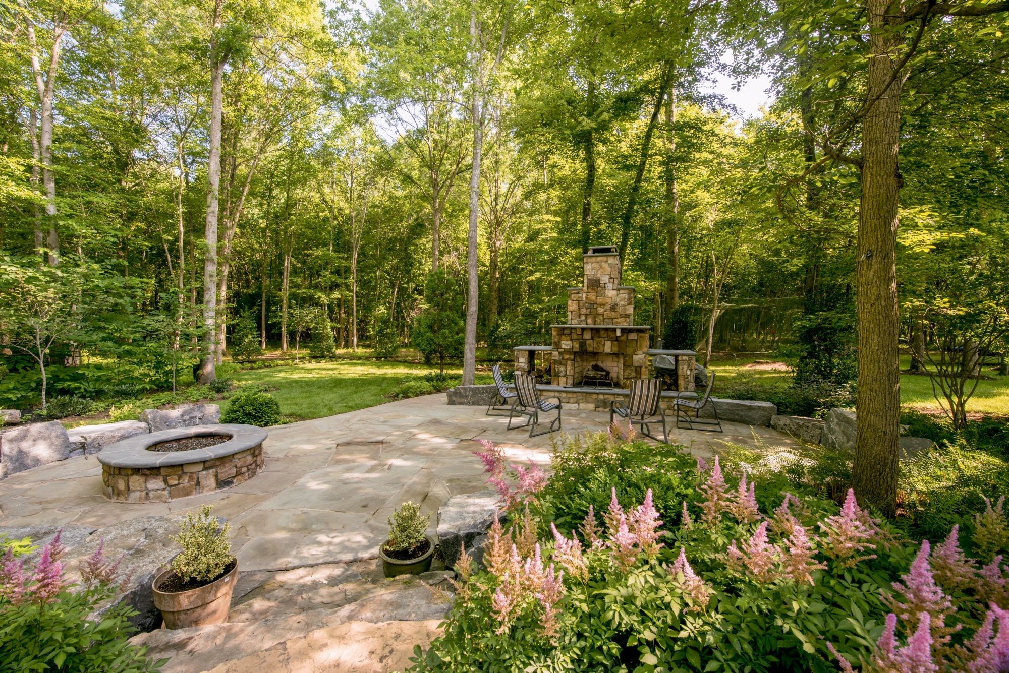 Landscaping services for your Ashburn, Aldie or Leesburg, VA home