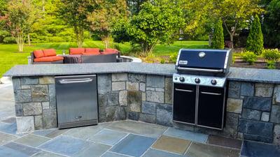 Outdoor kitchens in Ashburn, Aldie, and Leesburg, VA