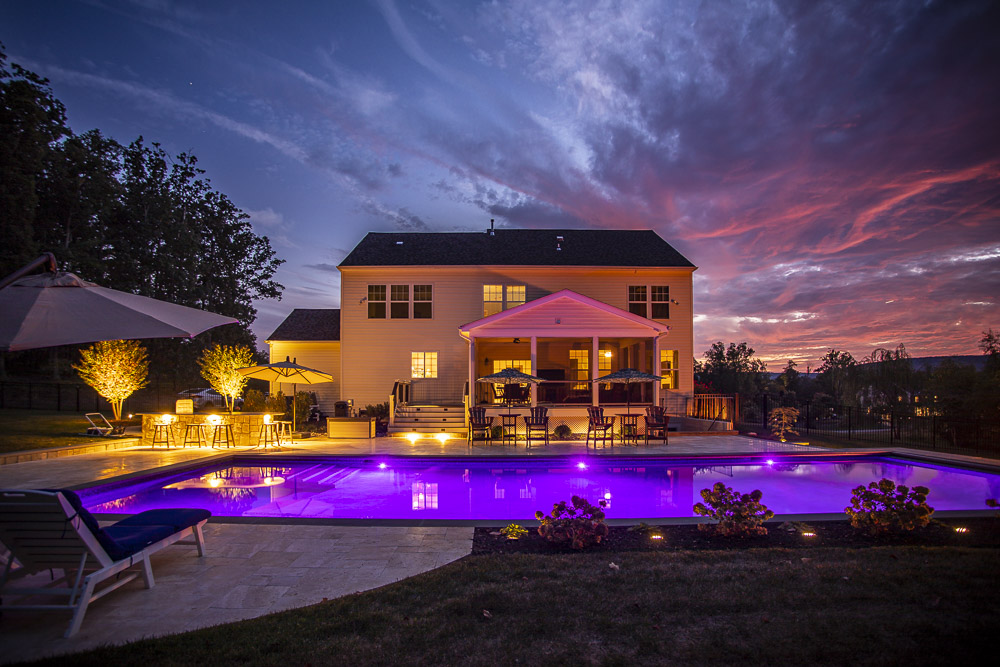 pool patio outdoor lighting 196