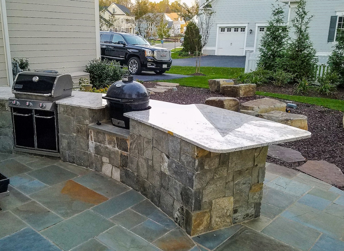 5 Crucial Questions Before Designing and Building Outdoor Kitchens in Ashburn Aldie and ...