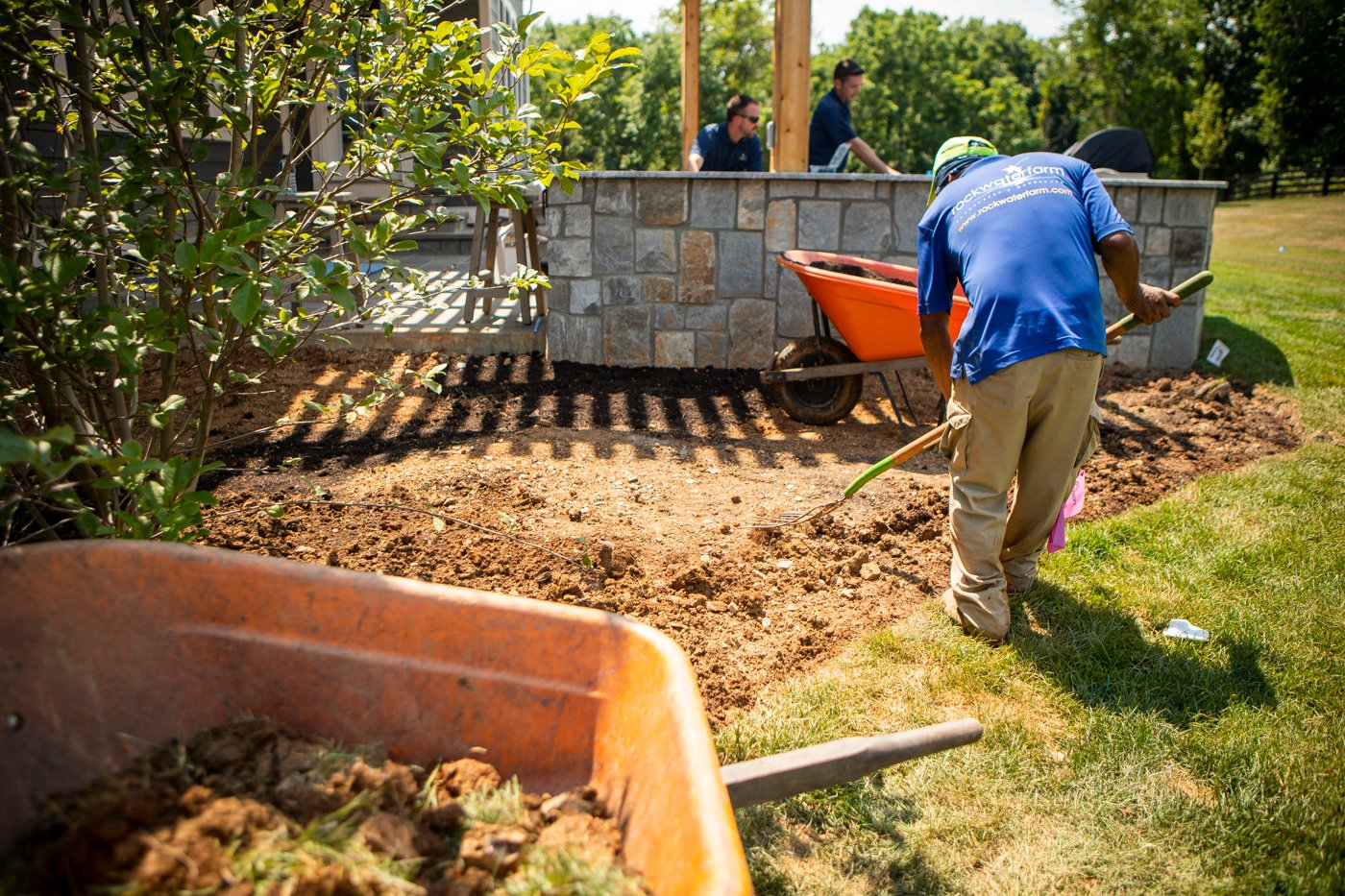 What to Do About Standing Water in Your Landscape Beds
