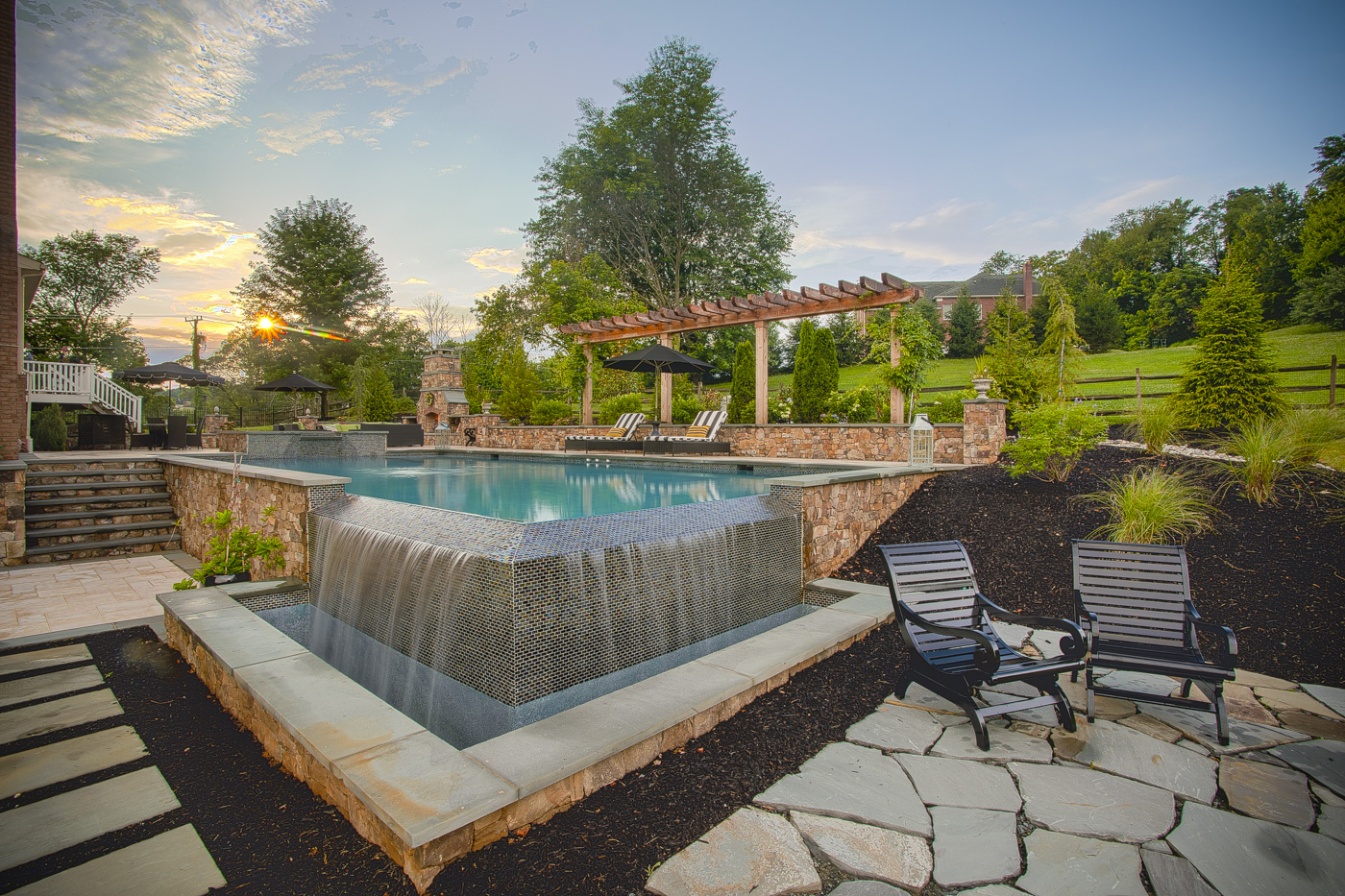 Pool Pictures and Ideas to Inspire Your Ultimate Backyard in Ashburn, Aldie, or Leesburg, VA