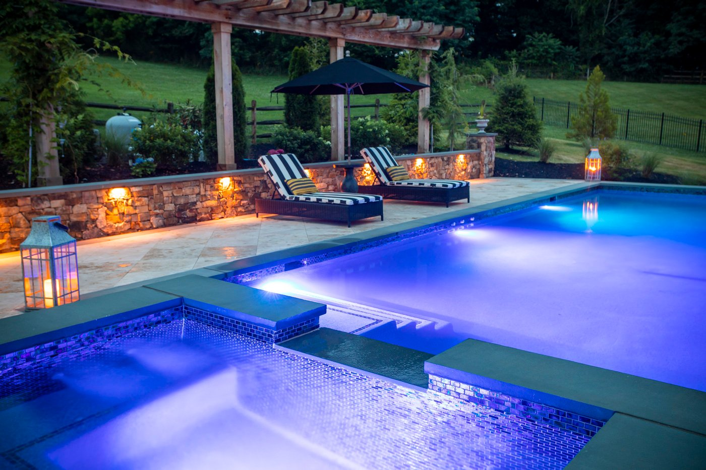 Swimming Pool Trends You'll See in 2020's & Finding a Pool Builder in Northern VA to Pull Them Off