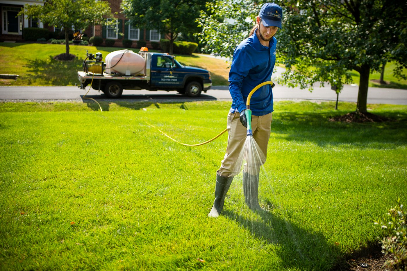 The 3 Best Lawn Care Companies in Gainesville, Haymarket, and Warrenton, VA