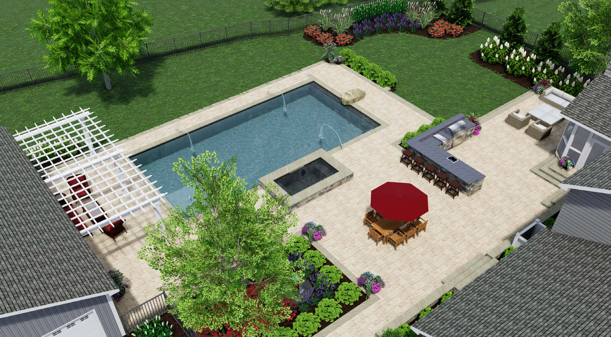 A Look at the Permit Process When Building an Inground Pool in Loudoun County, VA