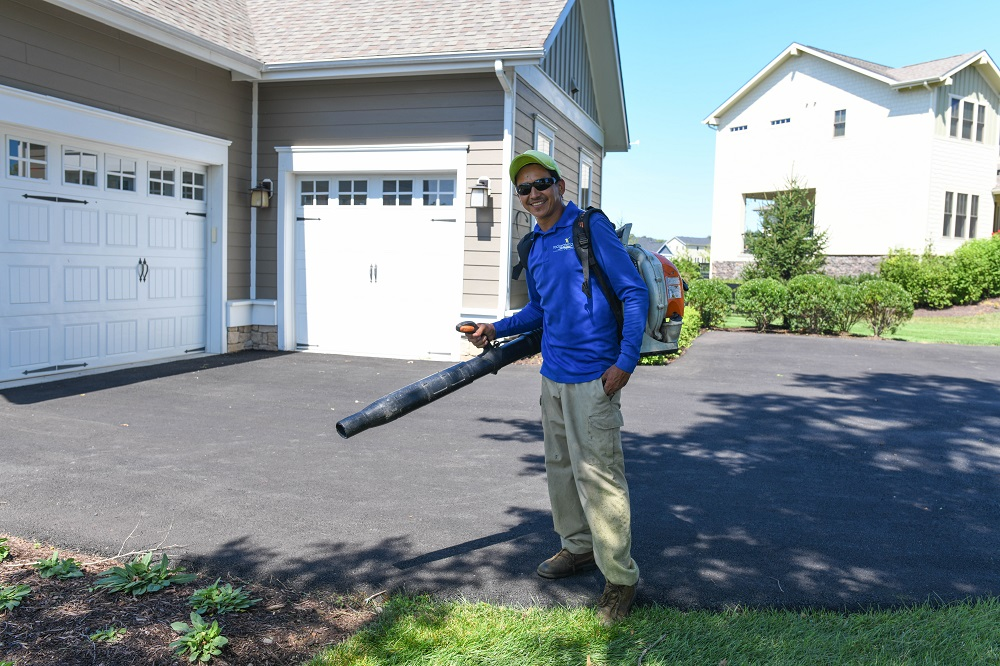 The Grass Really is Greener: Why Lawn Care & Landscaping Jobs are Better at Rock Water Farm